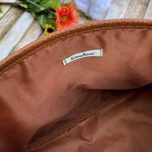 Neiman Marcus Bags - Nieman Marcus color blocked pebbled vegan  tote